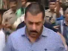 Salman Khan, In Tears After Acquittal, Tweets His Gratitude