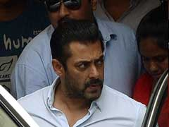 Actor Salman Khan To Sign Bail Bond In Jodhpur Today In Arms Act Case
