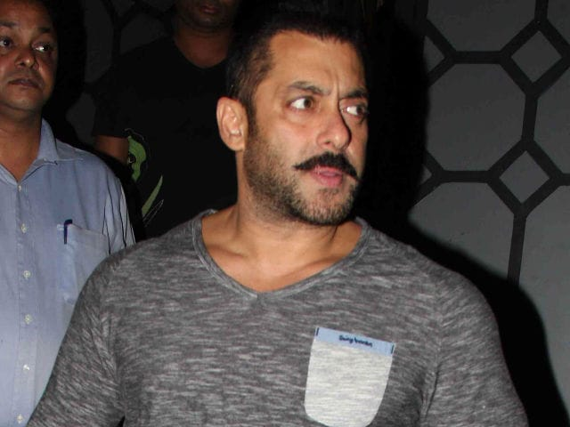 Maharashtra to Challenge Salman Khan's Acquittal In Hit-And-Run Case