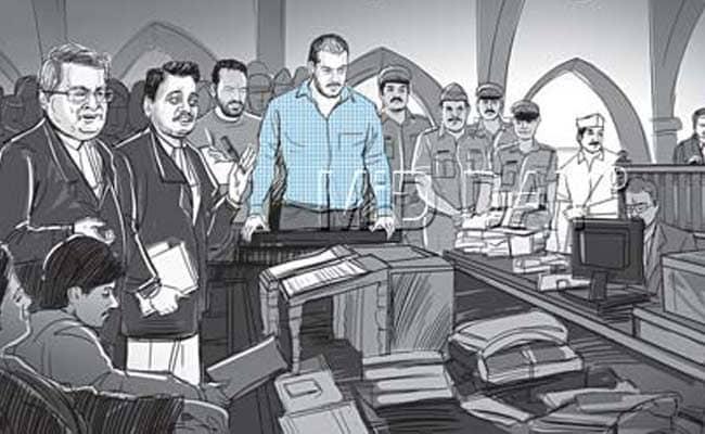 Salman Khan Walks Free: In Court Room 43, All Hell Breaks Loose...