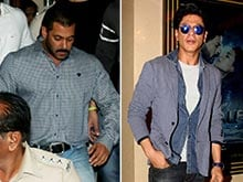 Shah Rukh Khan 'Glad' Salman Was Acquitted, Says he Might Visit Him