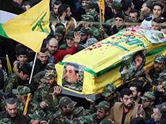 Hezbollah Readies Beirut Funeral For Militant Dead In Damascus Air Raid