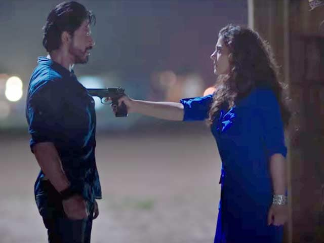 Dilwale Spoiler: A Stunning Revelation in the Sneak Preview