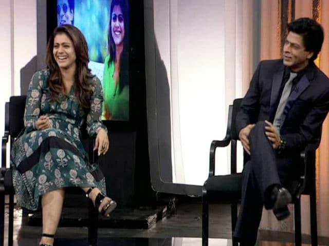 Shah Rukh Khan's Still Raj, Kajol's Now Meera. What Happened to Simran?