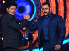 Shah Rukh, Salman Khan's '<i>Bigg Dilwale</i>' Night. Here Are Highlights