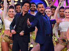 दिग्गज सितारे शाहरुख, सलमान और कैटरीना एक 'इफ्तार' पार्टी में शामिल हुए