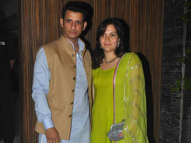 Sharman Joshi Says Wife Prerana 'Trusts' His Choices