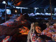 19,000 Homeless Persons to Sleep in Delhi Shelters This Winter