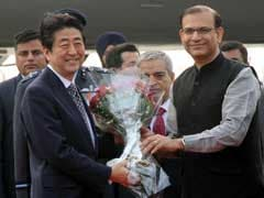 Japanese PM Shinzo Abe In India, Focus On Bullet Train, Nuclear Deal