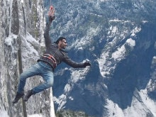 <I>Shivaay</i> First Look: Ajay Devgn's Daring Act Will Make You Gape