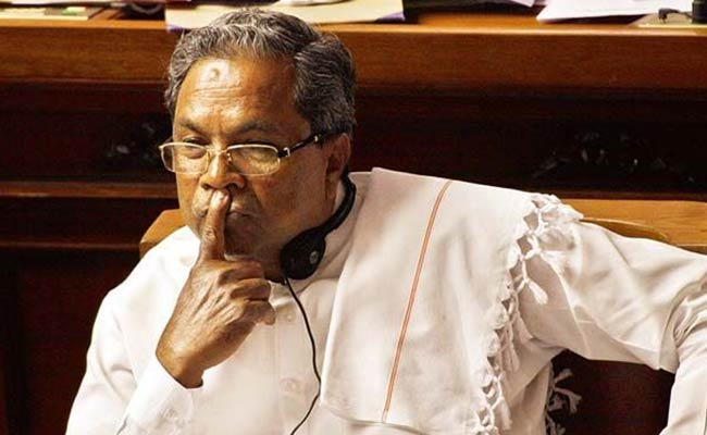 Senior Karnataka Congressman Quits Party, Says Chief Minister Arrogant