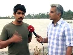 Freaked Out After Losing Home for First Time: Actor Siddharth to NDTV