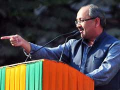 UP Minister Sidharth Nath Singh Tests Coronavirus Positive
