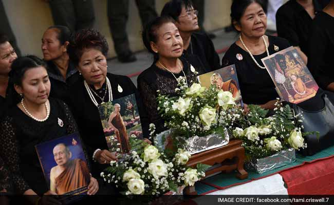 Thailand Cremates Late Supreme Patriarch, Years After His Death