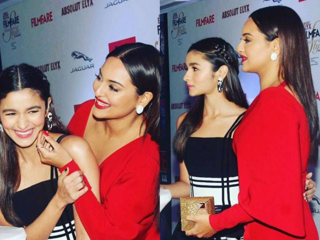 What Alia Bhatt Really Thinks About Sonakshi Sinha's Style