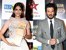 Sonam Wins Award, Anil Kapoor Says, 'There's Competition at Home'