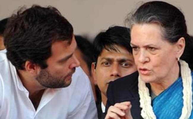 Rahul Gandhi To Visit Congress President Sonia Gandhi In The United States Of America