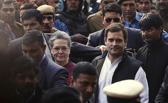 In National Herald Case, CBI Could Question Gandhis About Haryana Land