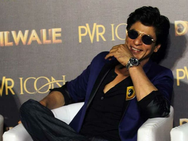 Shah Rukh Khan Shot Dilwale Despite a Broken Knee. Technology Helped