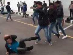 10 Arrested After Clashes Between Himachal-Sikkim Students