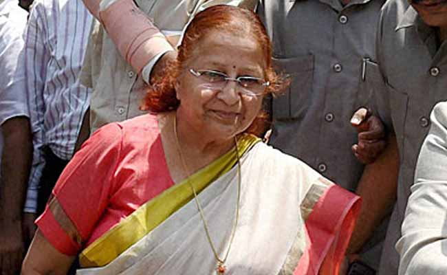 Lok Sabha Speaker Sumitra Mahajan Leads Parliamentary Delegation To Russia