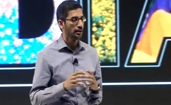Will Bring Project Loon To India Soon, Says Google CEO Sundar Pichai