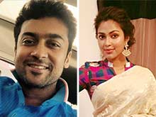 Suriya Wants Amala Paul to 'Continue Doing Films'