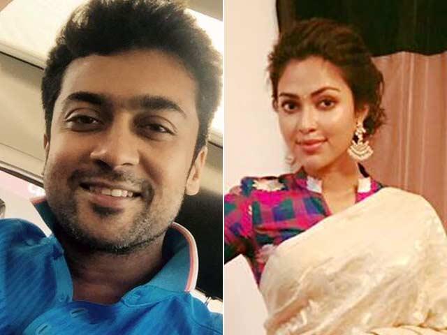 Suriya Wants Amala Paul to 'Continue Doing Films'