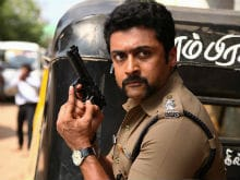 Suriya's <i>Singam 3</i> Shoot Delayed Due to Chennai Rains