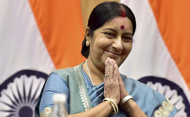 India Ready To Work Above And Beyond Paris Climate Deal: Sushma Swaraj