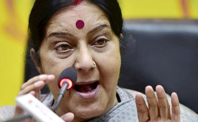 Abused On Social Media, Sushma Swaraj Responds With A Twitter Poll