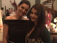 Sushmita Sen Tweets Pic With Aishwarya, Says 'Beauty Has no Rivalry'