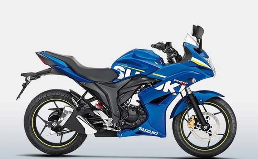 Suzuki Gixxer 250 Set For 2016 Delhi Auto Expo Debut? - NDTV CarAndBike