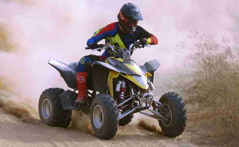 Suzuki Atv Price In India