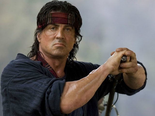 Sylvester Stallone to Return as Rambo in New TV Series