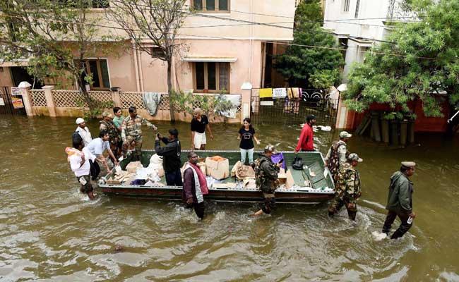 'Unprecedented' Monsoon Claimed 470 Lives In Tamil Nadu: Jayalalithaa