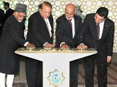 Hamid Ansari, Other Leaders Break Ground For TAPI Pipeline