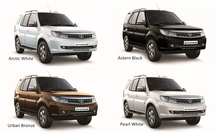 Tata Safari Storme Gets New Variant Price In India Start