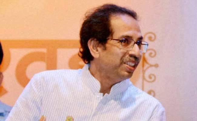 Shiv Sena Slams BJP Over Uddhav Thackeray's Absence At 'Magnetic Maharashtra'