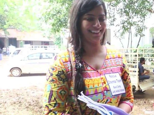 Meet the Rescue Chennai Team: Varalakshmi, Arya And Vishal