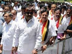 DMDK Chief Vijayakanth Shifts Constituency, To Contest From Ullundurpet