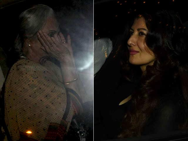 Salman Khan's Celeb Visitors Include Waheeda Rehman, Ex-Girlfriend Sangeeta Bijlani