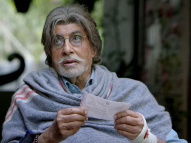 Wazir Isn't What Big B's Film Was Originally Titled. It Was Called...
