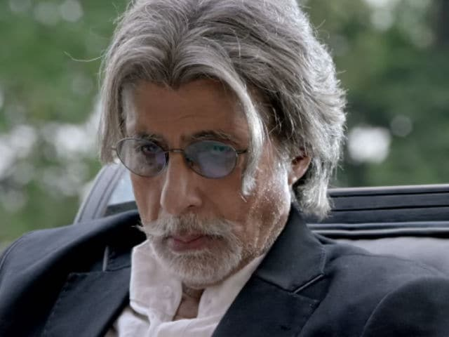 Amitabh Bachchan Says Wazir Role Was 'Physically Challenging'