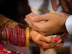 Over 60 Couples With Disabilities Tie The Knot In Maharashtra