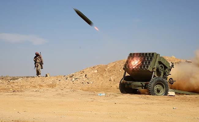 Saudi Arabia Intercepts Missile Fired From Yemen Capital