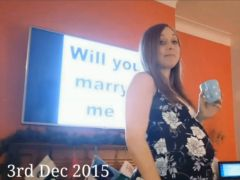 The 148-Day Wedding Proposal That's Going Viral