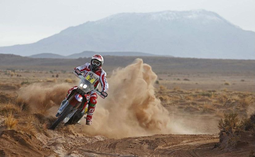 2016 Dakar Rally Stage 7