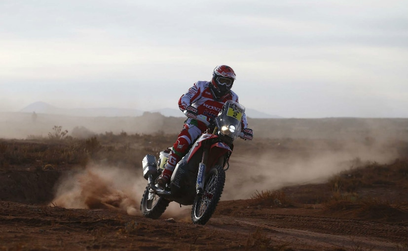 Dakar 2016: Barreda, Walkner Bow Out of Competition
