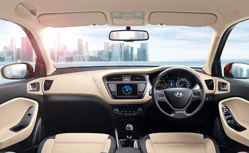 Hyundai i20 introduced with 1 4 litre petrol automatic and for Interior hyundai i20